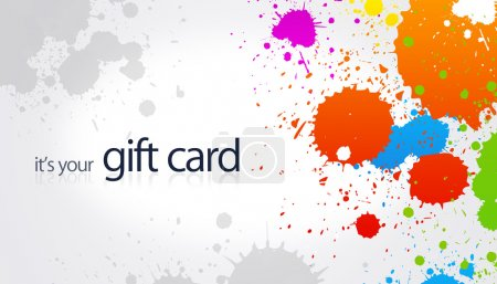 Gift Card - Splash