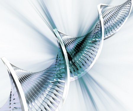 Photo for Abstract DNA background - Royalty Free Image