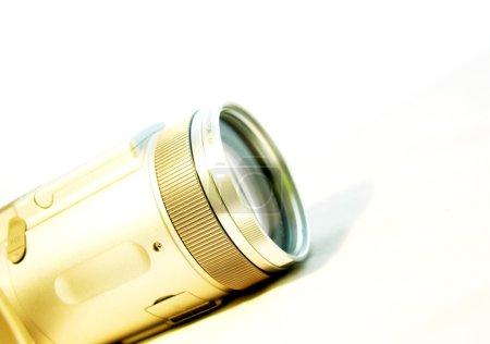 Camera lens - high contrast