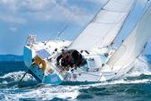Skipper Sur voilier de Freak
