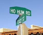 Living a Ho Hum Life on Easy Street