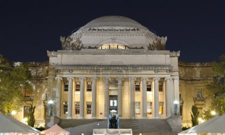 The Library of Columbia University