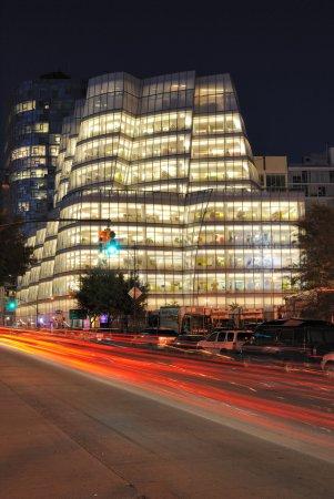 IAC Building in New York