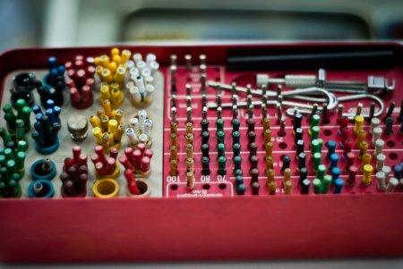 The stomatologic tool 2