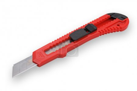 Red knife stationery