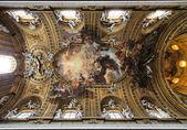 "Постер, картина, фотообои ""Церковь Джезу, Рим"""