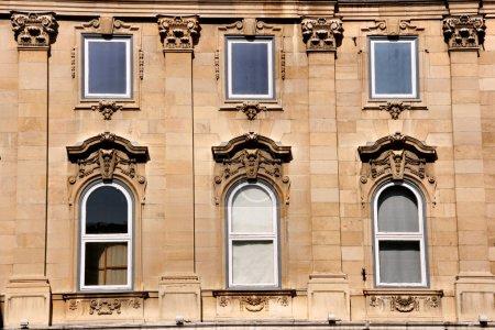 Budapest windows