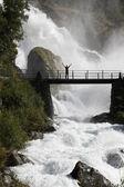 Traveler in Norway