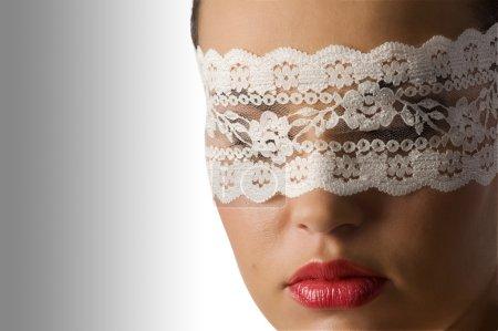 bouchent avec masque