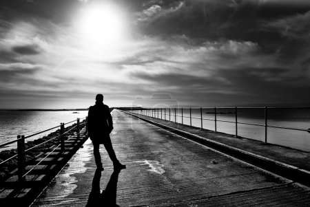 A bridge towards the light