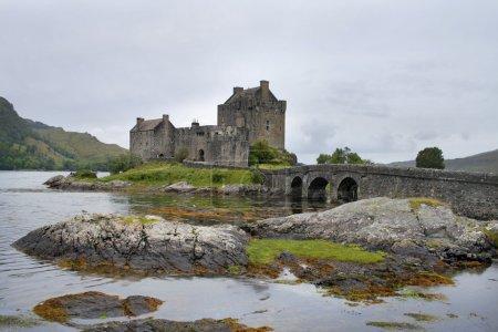 Scottish Highland castle