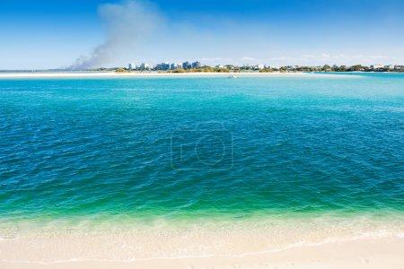 Caloundra Kings Beach with amazing water