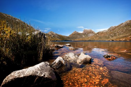 Cradle Mountain Landscape, Tasmania...