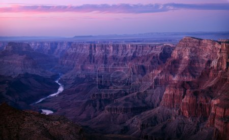 Photo for View of the grand canyon at sunset - Royalty Free Image