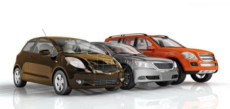 Cars presentation