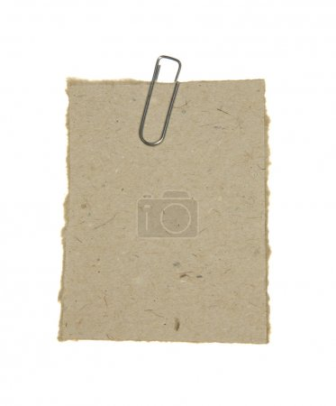 Cardboard with Clip