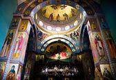 The Greek Orthodox Church of the Twelve Apostles in Capernaum
