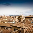 Perugia Cityscape. Old Italy Series....