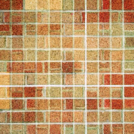 Square Brick Tile