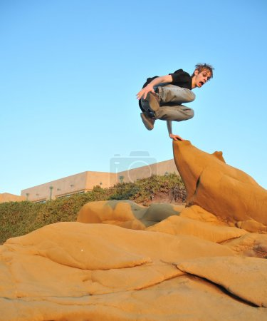 Le Parkour, Free Running, and Tricking