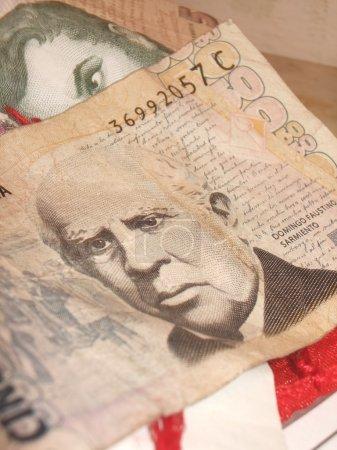 Argentine money bill