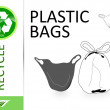 Please recycle plastic bags...