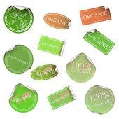 Organické štítky