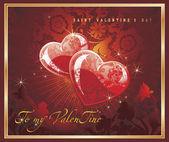 St valentine karta