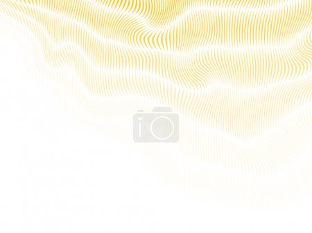 Illustration for Abstract background, vector without gradient with place for text - Royalty Free Image