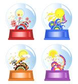 Season Globes