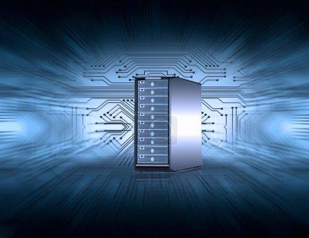 Servers,global database