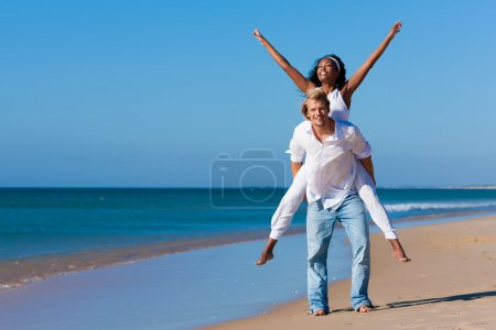 Couple in love - Caucasian man