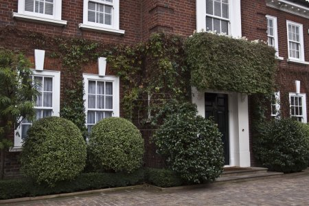 English style house in London