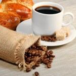 Постер, плакат: Кофе и выпечка