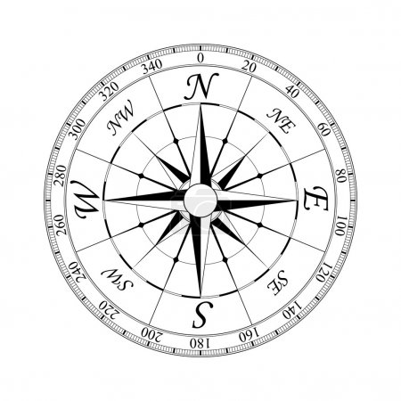Compass Rose#2