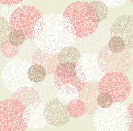 Illustration for Abstract seamless pattern. - Royalty Free Image