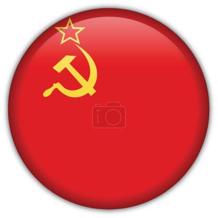 Soviet union flag icon