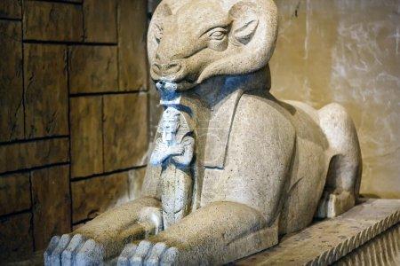 Egyptian Ram Statue