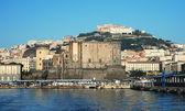 Naples city port