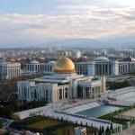 Ashgabad sity...