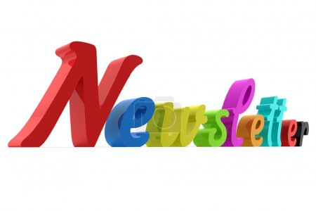 Newsletter word