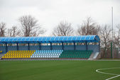 Covered stands