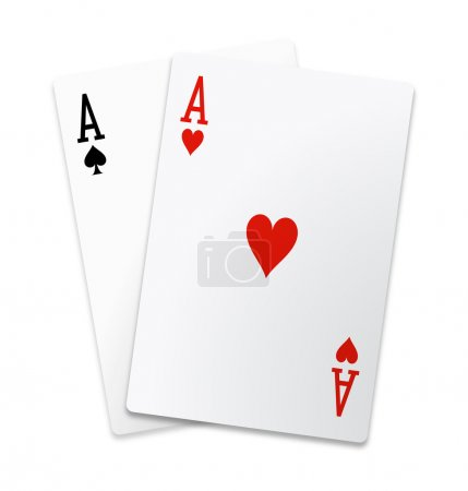Pair of aces