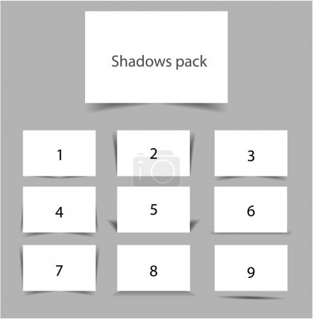 Shadows pack