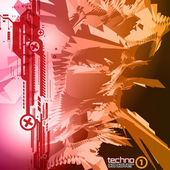 Techno CD cover 1