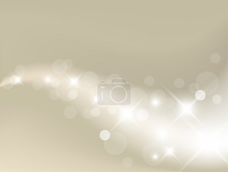 Illustration for Light silver abstract background with place for your content - Royalty Free Image