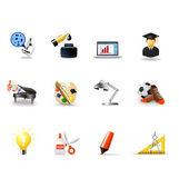 School icons 2