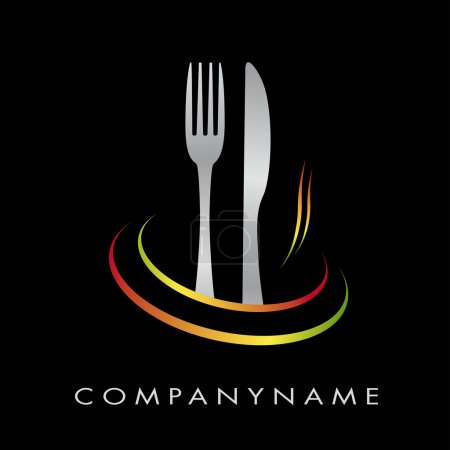 Cooking logotype