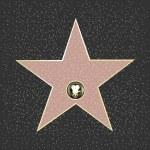 Walk Of Fame Type Star, Vector Illustration...